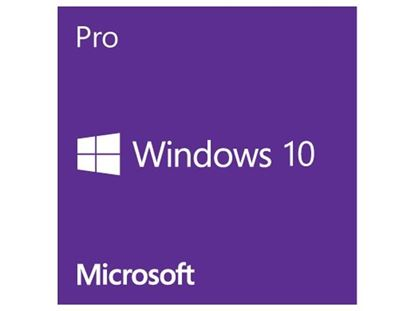 Picture of Windows 10 pro license 64 BIT