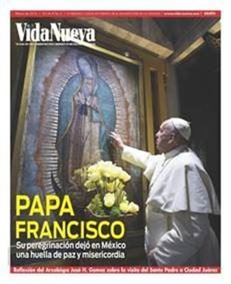 Picture of Vida Nueva newspaper