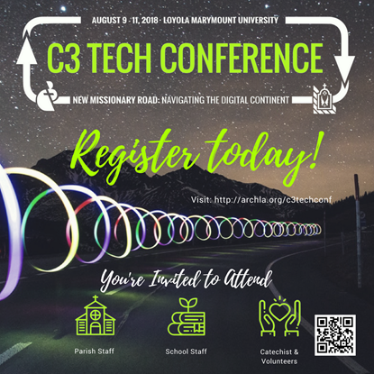 Picture of C3 Technology Conference 2018 Individual Registration