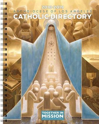Picture of 2018-19 Catholic Directory of the Archdiocese of Los Angeles