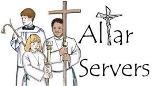 Picture of Altar Servers and Sacristans Training
