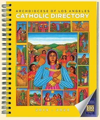 Picture of 2019-2020 Catholic Directory of the Archdiocese of Los Angeles