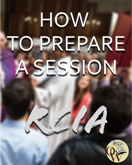 Picture of HOW TO PREPARE A SESSION - Nov 23 2019