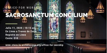 Picture of Sacrosanctum Concilium - Espanol