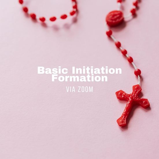 Picture of Basic Initiation Formation - Via Zoom