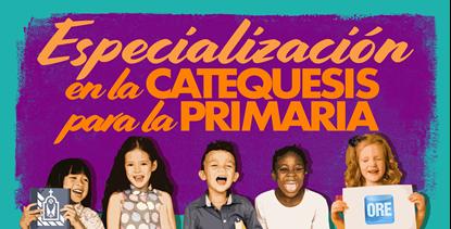 Picture of Especialización en la Catequesis para la Primaria  (Modalidad Zoom) Español_Nov-2020