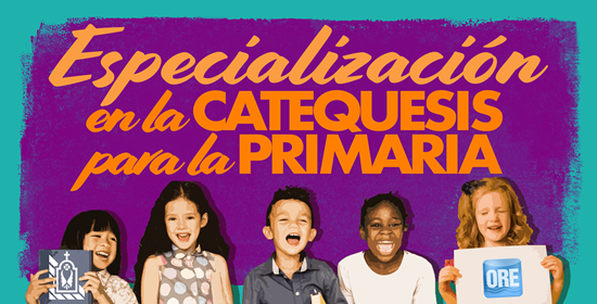 Picture of Especialización en la Catequesis para la Primaria  (Modalidad Zoom) Español_Nov-2020