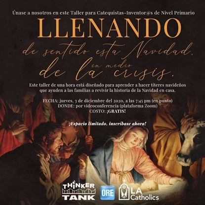 Picture of Llenando de Sentido esta Navidad