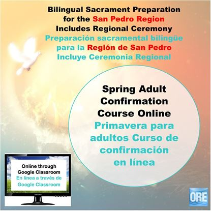 Picture of San Pedro Region - Spring Adult Confirmation