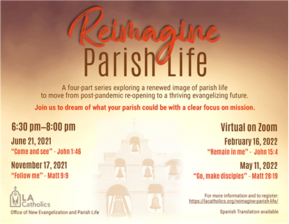 Picture of Reimagine Parish Life