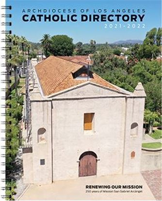 Picture of 2021-2022 Archdiocese of Los Angeles Catholic Directory